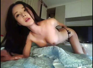 Busty asian webcam