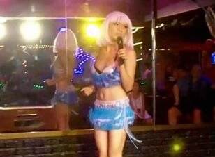 Thailand ladyboy video