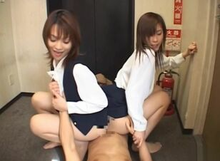 Hot asian riding cock