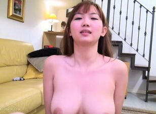Cute asian blowjob