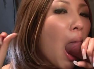 Big tit asian gets fucked