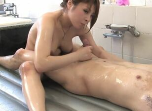 Japanese sensual massage