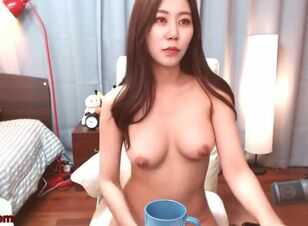 Busty koreans