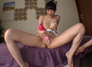 Japanese nipple fuck