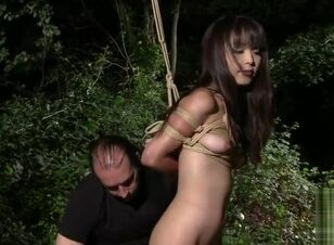 Japanese out door sex