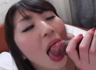 Asian doggystyle creampie